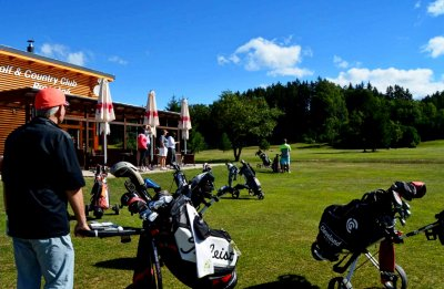 Golf Prosečné