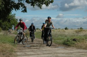Mountainbike-Verleih