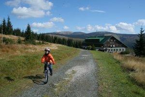 Verhuur van mountainbikes