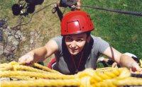 Lezecká síť - Yellow Point - Špindlerův Mlýn