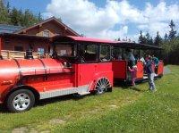 Výletní vláček - Špindlerův Mlýn