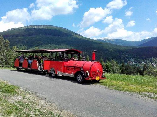 Pociąg wycieczkowy