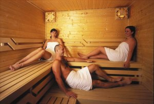 Sauna - Hotel Esprit - Špindlerův Mlýn  - Krkonoše