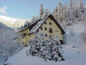 Accommodatie - Hotel Esprit - Špindlerův Mlýn  - Krkonoše