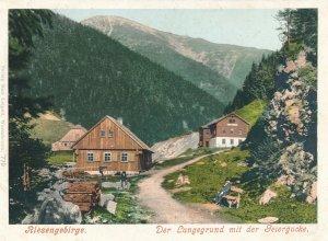 History - Hotel Esprit - Špindlerův Mlýn  - Krkonoše