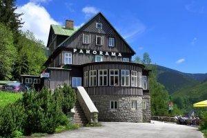 Ubytování - Hotel Panorma - Špindlerův Mlýn - Svatý Petr - Krkonoše