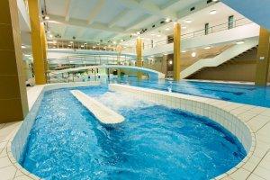 Koupání a vodní zábava - Aquapark VZ Bedřichov - Špindlerův Mlýn