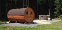 Sauna - Autokemp Špindlerův Mlýn - Krkonoše