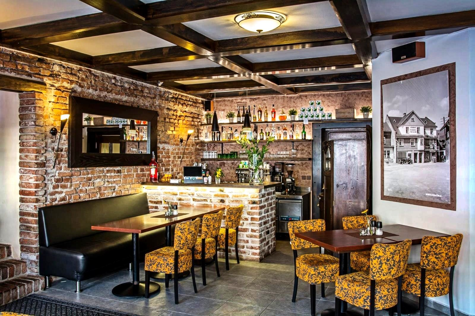 Restaurace Lomnice - Špindlerův Mlýn - Krkonoše