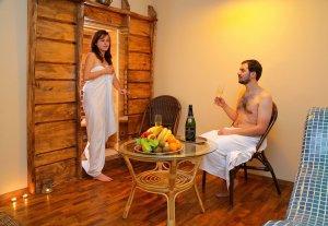Wellness Hotel Gendorf - Vrchlabí - sauna - Reuzengebergte