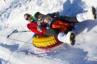 Snowtubing Špindlerův Mlýn - Bedřichov