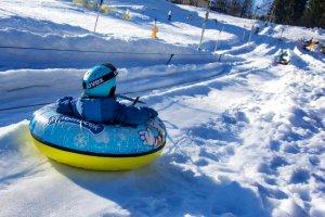Snowtubing Bedřichov