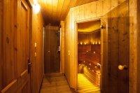 Sauna - Residence Buffalo - Špindlerův Mlýn - sauna