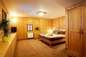 Accommodation Residence Buffalo - Špindlerův Mlýn - pokoj - Krkonoše