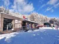 Půjčova lyží - Medvědín - Špindlerův MLýn