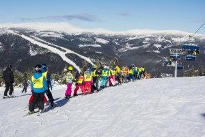 Wypożyczalnia nart w Yellow Point