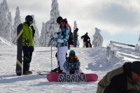 Půjčovna snowboardů - Yellow Point