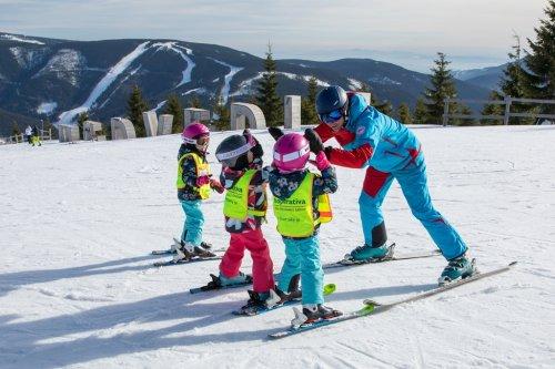Skischool Skiareal - Skol Max
