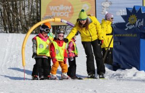 Yellow point ski school