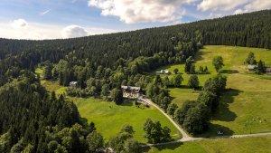 Unterkunft - Švýcarská bouda - Špindlerův Mlýn - Riesengebirge