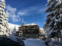 Ubytování - Alpský hotel - Špindlerův Mlýn - Krkonoše