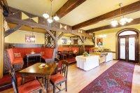 Alpský hotel - Špindlerův Mlýn - restaurace