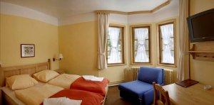 Unterkunft - Alpský hotel - Špindlerův Mlýn - Riesengebirge