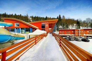 Ubytování - Hotel Aquapark - Špindlerův Mlýn - Krkonoše