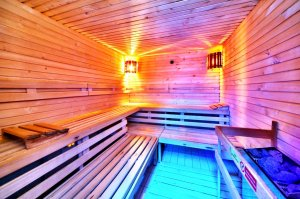 Sauna - Hotel Aquapark - Špindlerův Mlýn - Krkonoše