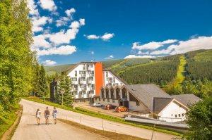 Ubytování - Wellness Hotel Astra - Špindlerův Mlýn - Krkonoše