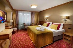 Ubytování - Wellness hotel Harmony Club - Špindlerův Mlýn - Krkonoše - rooms