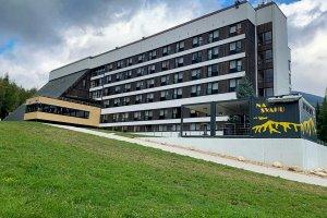 Noclegi - Wellness hotel Harmony Club - Szpindlerowy Młyn - Karkonosze