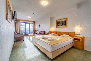 Ubytování - Resort Sv. František - Erlebachova bouda - pokoje