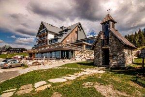 Ubytování - Resort Sv. František - Erlebachova bouda - Špindlerův Mlýn - Krkonoše