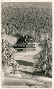 History Erlebachova bouda - Špindlerův Mlýn - Krkonoše
