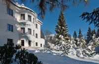 Hotel Bedřiška - restaurant ORANGE le MOON - Špindlerův Mlýn