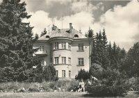 Hotel Bedřiška - history