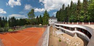 Hotel Bedřiška Wellness Resort - Špindlerův Mlýn - tenis