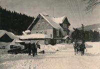 Hotel Hradec - Špindlerův Mlýn - history