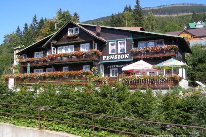 Pension Švýcarský dům