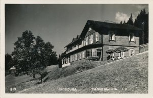 Hromovka - history
