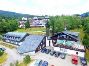 Ubytování - Hotel Janošík - Špindlerův Mlýn - Krkonoše