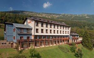 Ubytování - Hotel Adam - Špindlerův Mlýn - Krkonoše