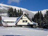 Hotel Kristýna - Špindlerův Mlýn - Svatý Petr - winter