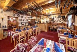 Ubytování - Hotel Kristýna - Špindlerův Mlýn - Krkonoše - restaurant