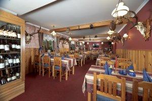 Unterkunft - Hotel Kristýna - Špindlerův Mlýn - Riesengebirge - restaurant