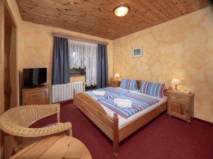 Accommodation - Hotel Kristýna - Špindlerův Mlýn - Krkonoše - room