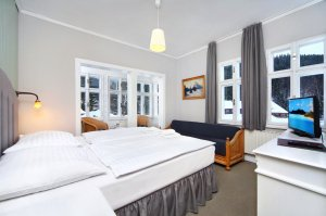 Accommodation - Hotel Hubertus- Špindlerův Mlýn - Krkonoše - room - room