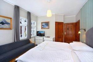 Ubytování - Hotel Hubertus - Špindlerův Mlýn - Krkonoše - pokoje