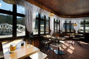 Ubytování - Hotel Hubertus - Špindlerův Mlýn - Krkonoše - restaurace